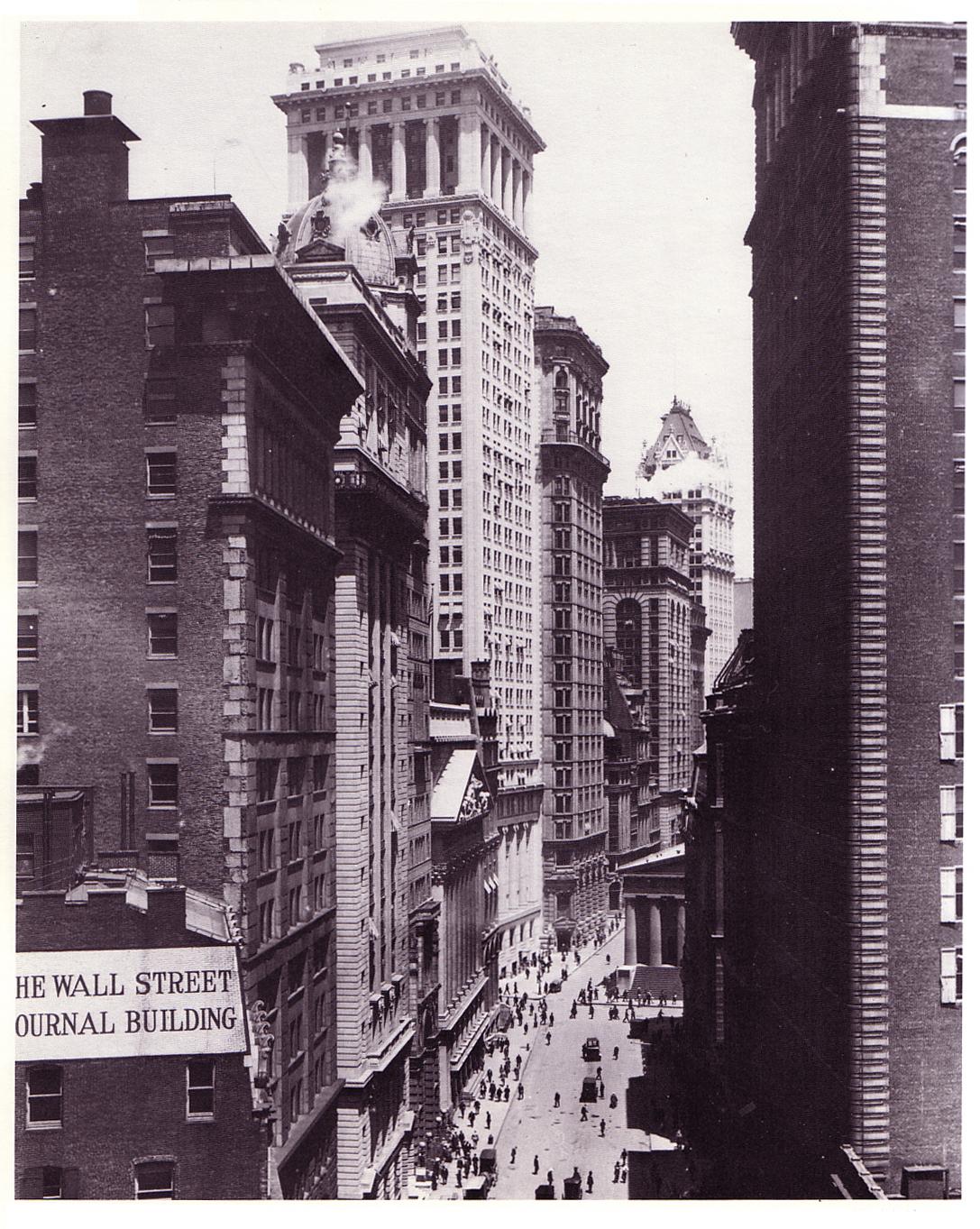 Broad Street circa 1915
